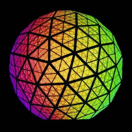 La bola de fin de año de Times Square se vuelve ecológica