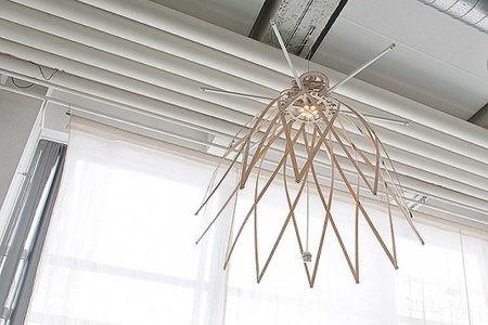 Living Light, una lámpara fuera de lo común