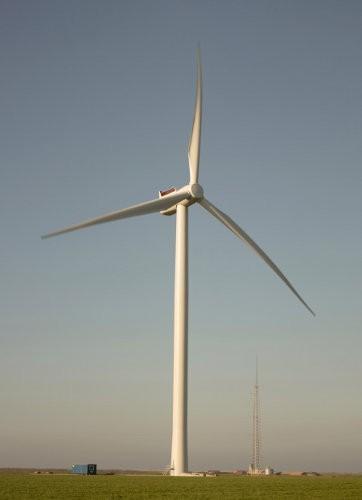 Siemens presenta una megaturbina eólica de 6 MW