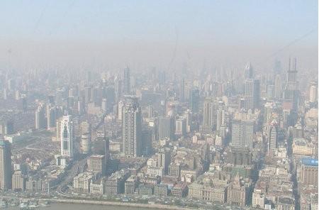 China quiere reducir la intensidad del carbono en un 45 por ciento