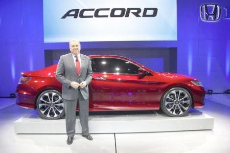 Honda se encuentra trabajando en un nuevo auto híbrido