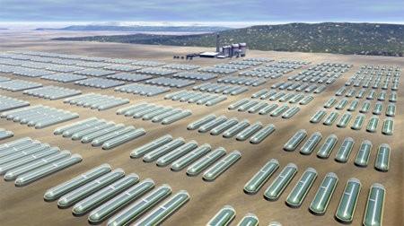 HyperSolar quiere crear hidrógeno combustible a partir de energía solar