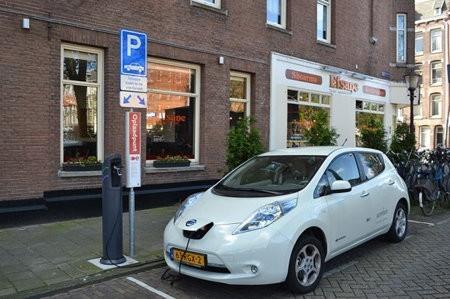 IBM desarrollará baterías de litio-aire para autos eléctricos