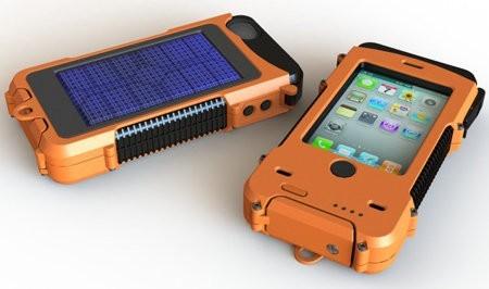 Aqua Tek S, nueva carcasa solar de alta resistencia para iPhone