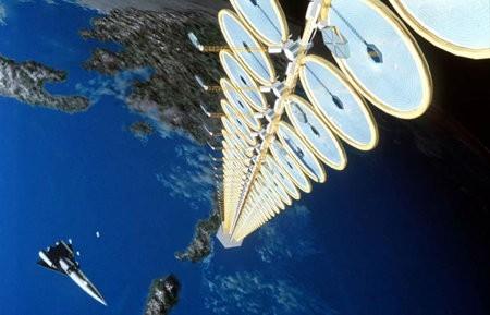 EE.UU. planea poner pequeñas granjas solares en órbita