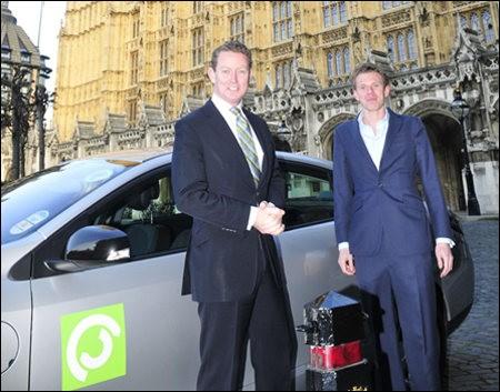 Los taxis de Londres se vuelven ecológicos