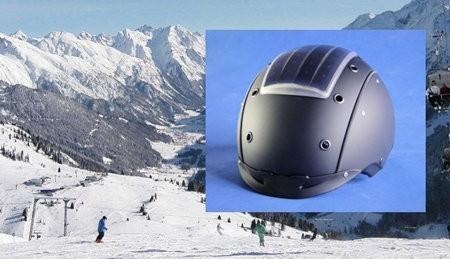 El esquí se vuelve más ecológico con estos nuevos cascos