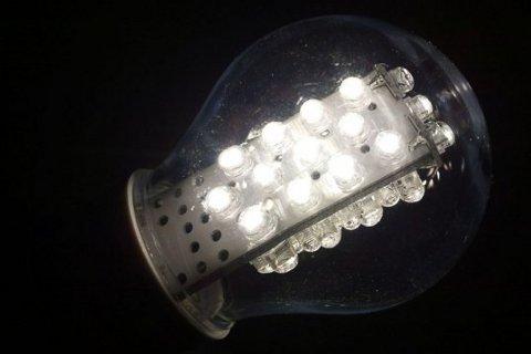 Estos LEDs son más de 100 por ciento efectivos