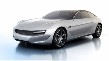 Pininfarina Cambiano, un maravilloso automóvil ecológico
