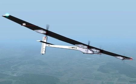 Solar Impulse viajará 2500 kilómetros usando energía solar