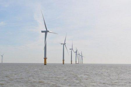 EE.UU. y Reino Unido desarrollarán una turbina eólica flotante