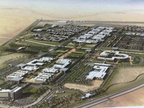 La mayor planta termo-solar del mundo abre en Arabia Saudí