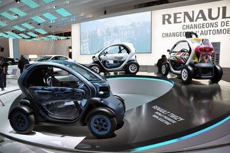 Renault apunta a la juventud británica con su nuevo Twizy 45
