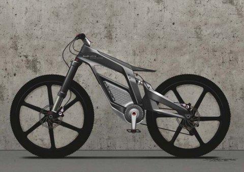 Audi Wörthersee, bicicleta eléctrica de alta performance