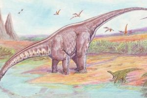 Flatulencias de dinosaurios contribuían con el calentamiento global