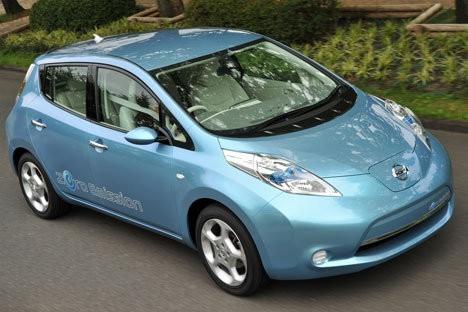 Nissan lanzará tres nuevos autos eléctricos
