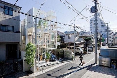 Nueva casa de vidrio diseñada por Sou Fujimoto2