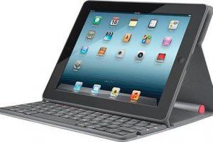 Nueva funda solar para iPad