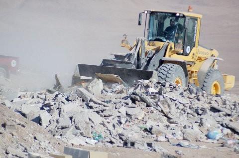 Residuos de demolición