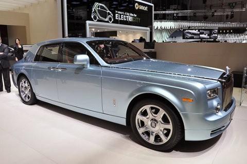 Rolls Royce no producirá autos eléctricos