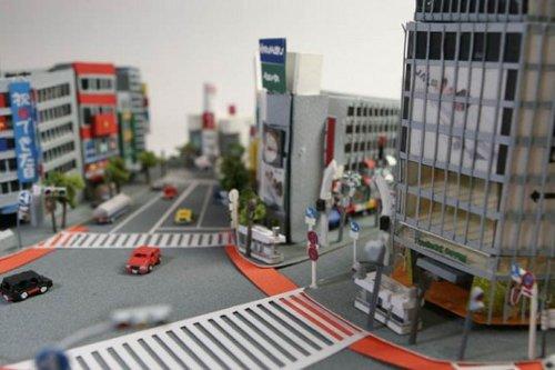 Tokio hecho de papel