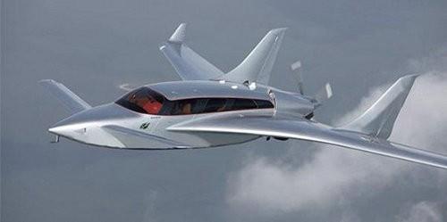 Volta Volaré presenta un nuevo avión híbrido