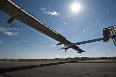 El Solar Impulse intentará realizar el primer vuelo solar intercontinental