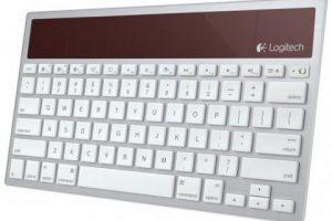 Logitech K760, un fantástico teclado que usa energía solar