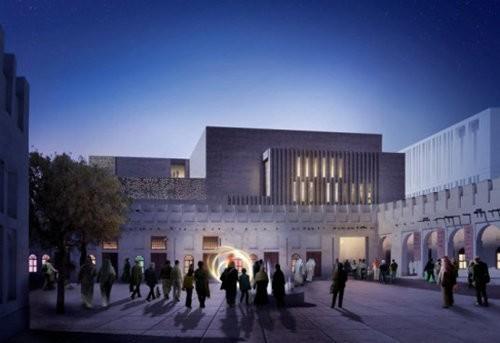Msheireb, un complejo de Doha que posee la mayor colección de edificios con certificación LEED