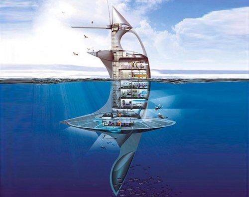 SeaOrbiter, el primer barco vertical del mundo comenzará a ser construido este año