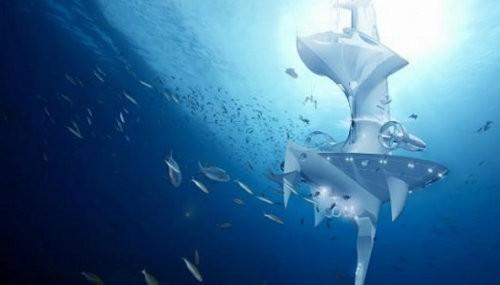 SeaOrbiter, el primer barco vertical del mundo comenzará a ser construido este año2