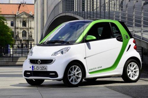 Smart ForTwo, un genial automóvil eléctrico