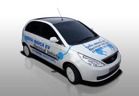 Tata Motors anuncia su auto eléctrico, el Indica