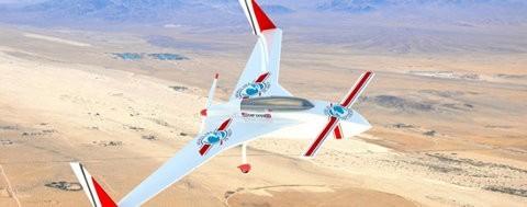Long-ESA, el primer vehículo eléctrico en alcanzar los 320 kilómetros por hora