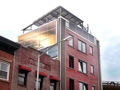 New York ya tiene su primer edificio residencial autoabastecido