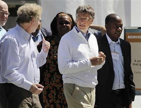 Fundación de Bill Gates invierte dinero en un inodoro solar