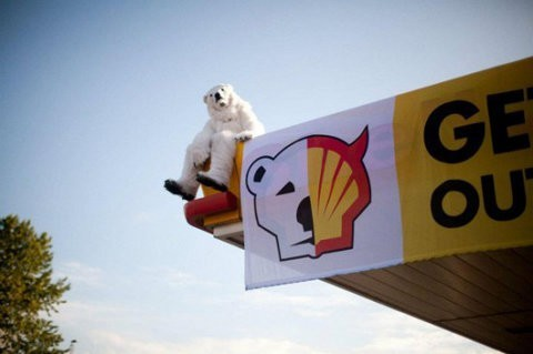 Greenpeace contra Shell