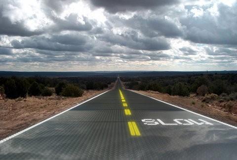 Nuevo concepto de rutas solares