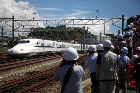 Nuevo tren bala ecológico para Japón
