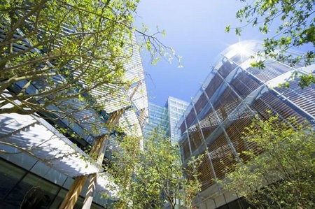 Londres ya tiene su primer edificio de cero emisiones