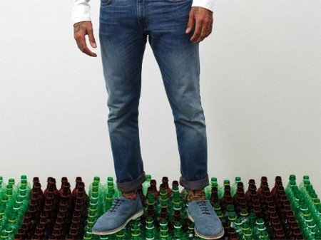 Levi's fabricará jeans a partir de botellas recicladas