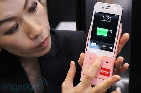 Rohm desarrolla celdas de hidrógeno para recargar móviles
