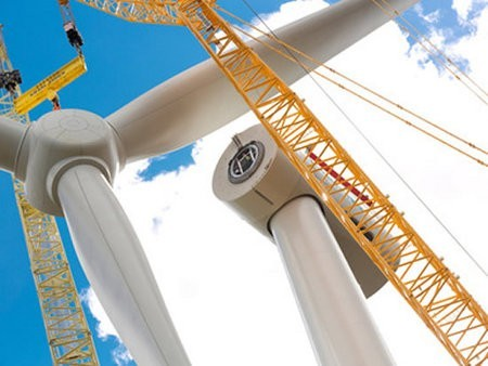 Siemens comienza a probar sus gigantescas turbinas de 6MW