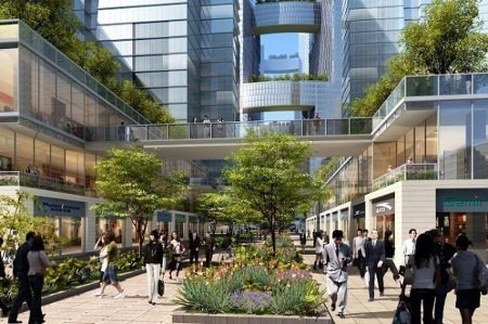 China creará una ciudad ecológica que no necesitará automóviles