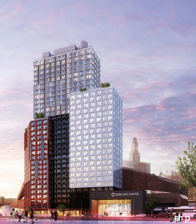 El mayor edificio prefabricado será construido en Brooklyn