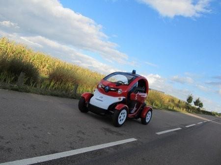 Los bomberos usarán el genial Renault Twizy