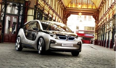 BMW trabaja junto con Boeing
