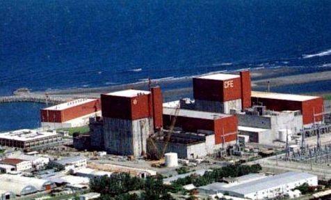 Centrales Nucleares en México