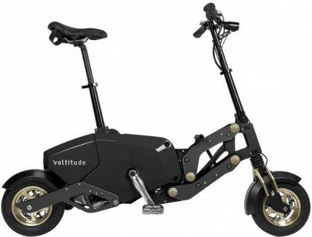 Volitude V1, una bicicleta eléctrica plegable