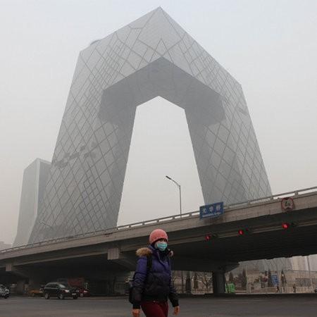 Beijing experimenta altos niveles de polución
